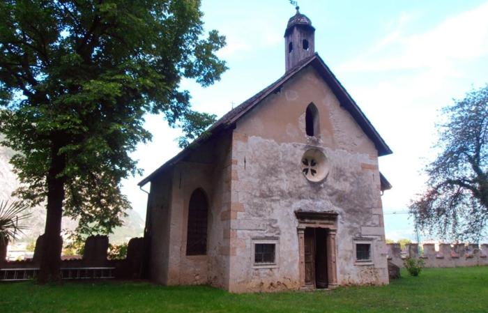 Chiesa di Santa Apollonia - Mezzolombardo