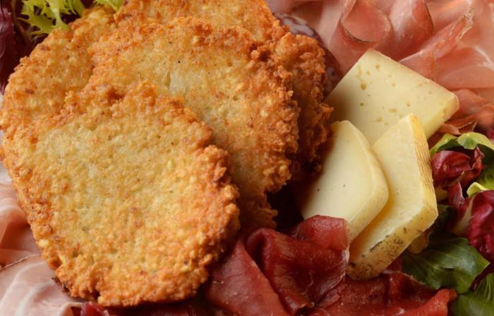 Da Pino. Tortel di patate