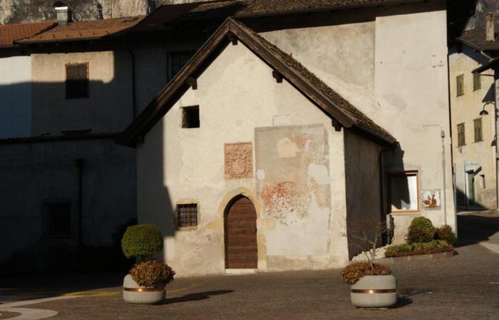 Cappella di S. Anna - Roverè della Luna