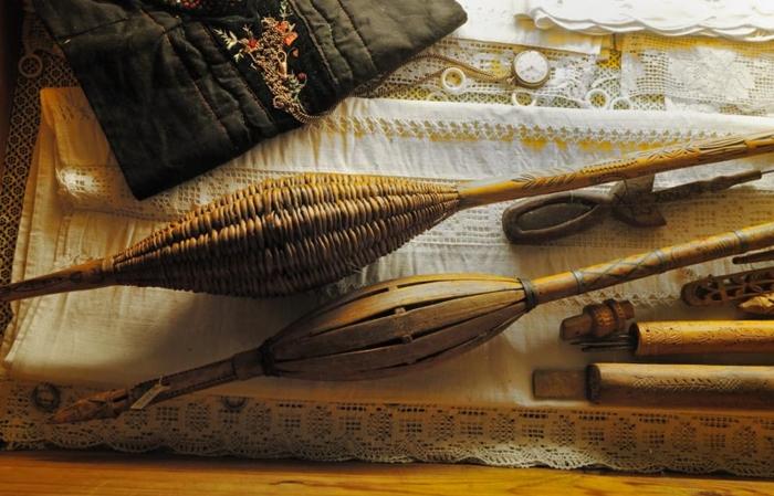 Museo degli Usi e Costumi della Gente Trentina. Dettagli